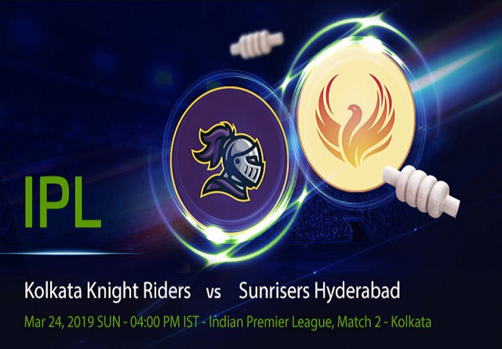 KKR vs SRH - IPL 2019 2nd Match – Full Review and Match Highlights
