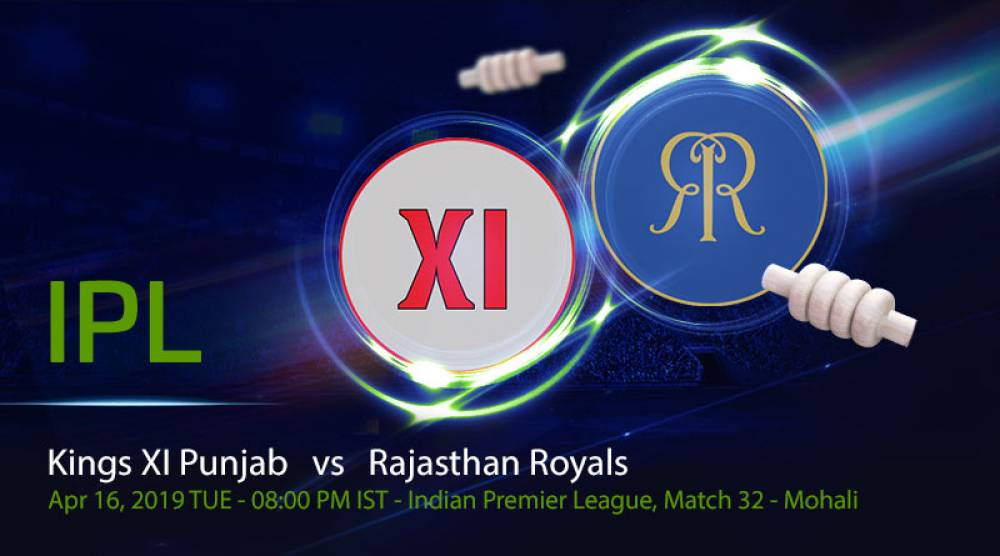 KXIP vs RR, IPL 2019 32nd Match - Full Review and Match Highlight